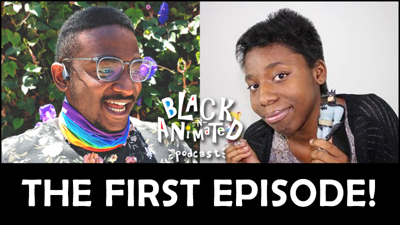 Bre and Way: Black N' Animated Podcast