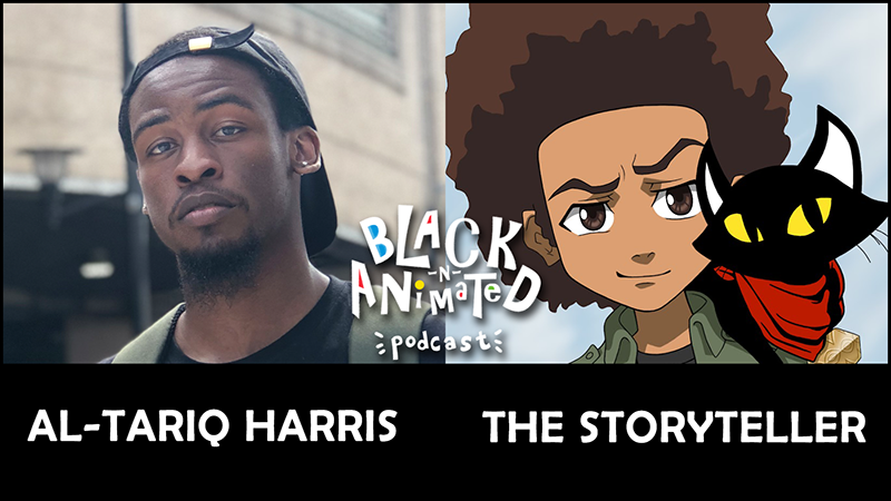 Black Youtubers Chat: Black N' Animated Podcast