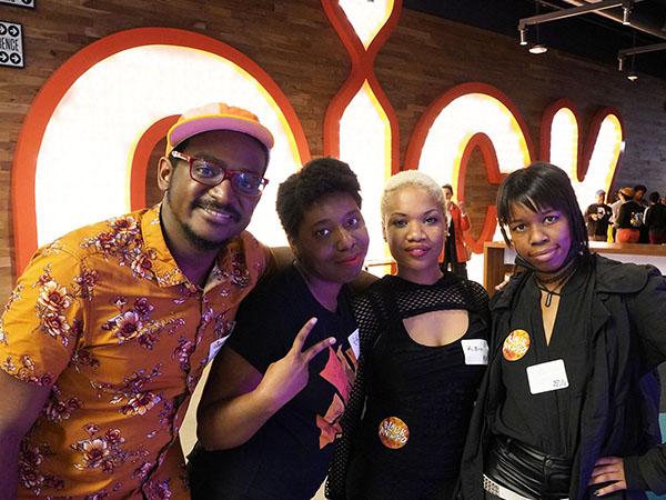 Nickelodeon Mixer 2020